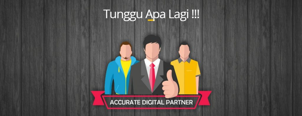 Keuntungan Menjual Accurate Accounting Software