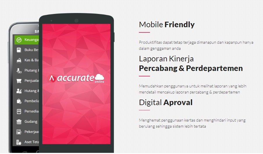 Accurate Mobile Friendly, digital approval