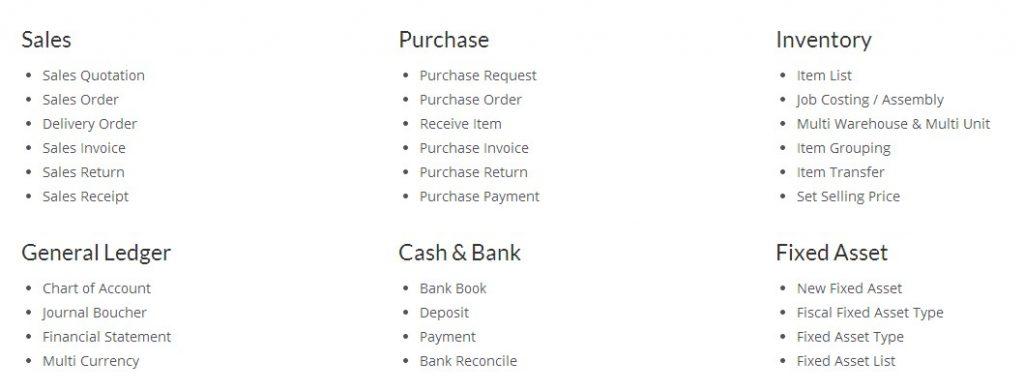 software laporan keuangan