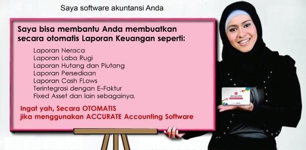 Software Akuntansi untuk UKM