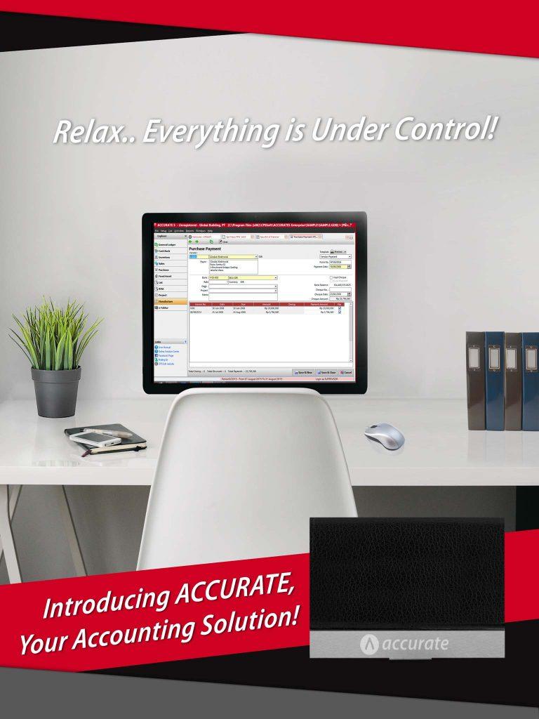 bagaimana software akuntansi accurate dapat membantu bisnis anda