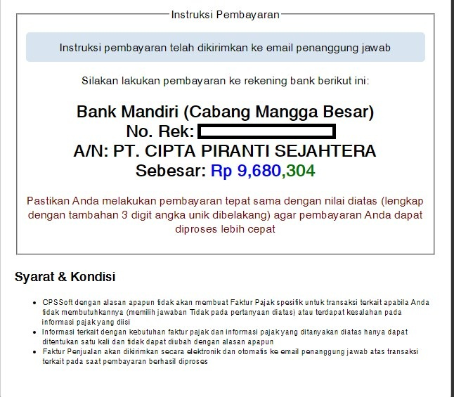 cara pembelian Accurate Accounting Software ver 5 yang aman dan legal