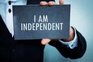 Melakukan Secara Independen