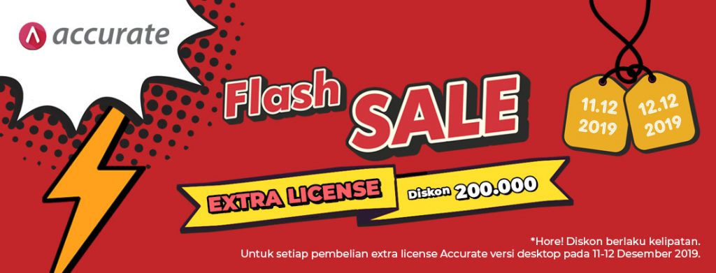 promo extra license accurate 5