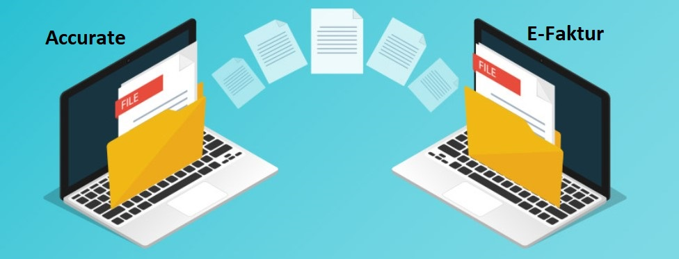 Ekspor Pajak Keluaran E-Faktur Di Accurate Software