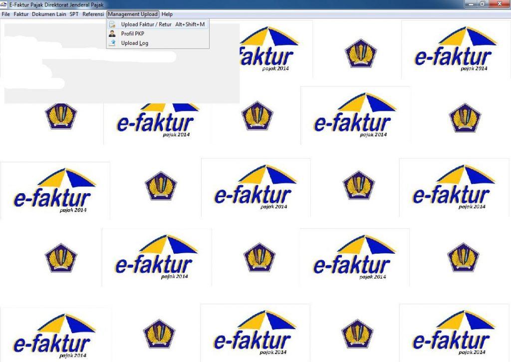 Import File Pajak Keluaran Dengan Format CSV Ke E-Faktur