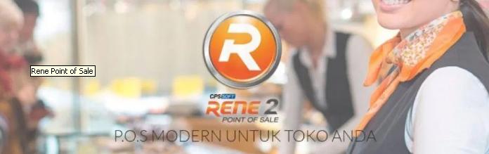 Software Kasir RENE 2 POS