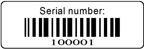 Fitur Serial Number ACCURATE 5