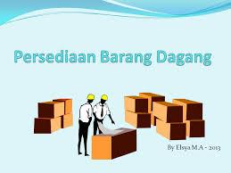 kontrol persediaan barang dagang dalam perusahaan. Hub: Firdaus 081703354372