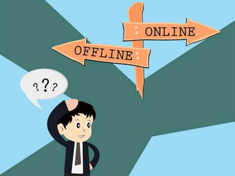 Ketahui Perbedaan Program Kasir Offline VS Online