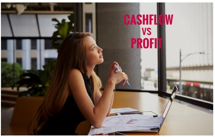 Mana yang Lebih Penting, Cash Flow Atau Profit