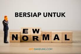menyambut era new normal bagi pengusaha. Hub: Firdaus 081703354372