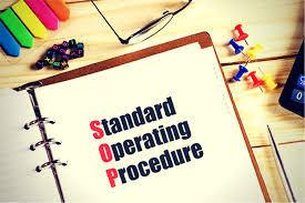 Pentingnya perusahaan menjalankan SOP (Standart Operating Procedure). Hub: fIRDAUS 081703354372