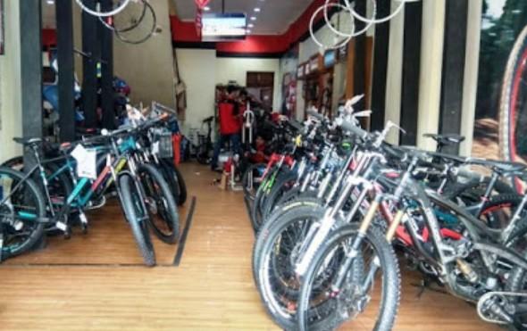 Accurate 5 Untuk Bisnis Sepeda | Hubungi : Ivan ( 087759171799 )