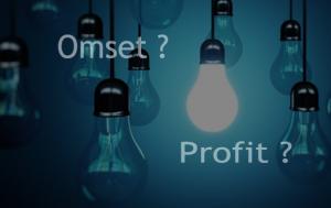 Pantau Omset dan Profit