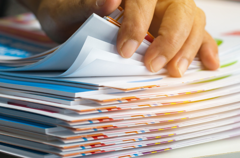 Pentingnya Arsip Data Pembukuan Keuangan Perusahaan